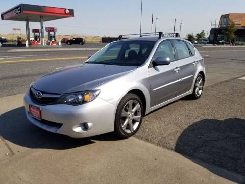 2010 Subaru Impreza for sale at Harding Motor Company in Kennewick WA