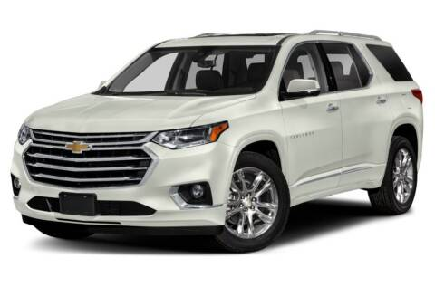 2020 Chevrolet Traverse for sale at Ideal Motor Group in Staten Island NY
