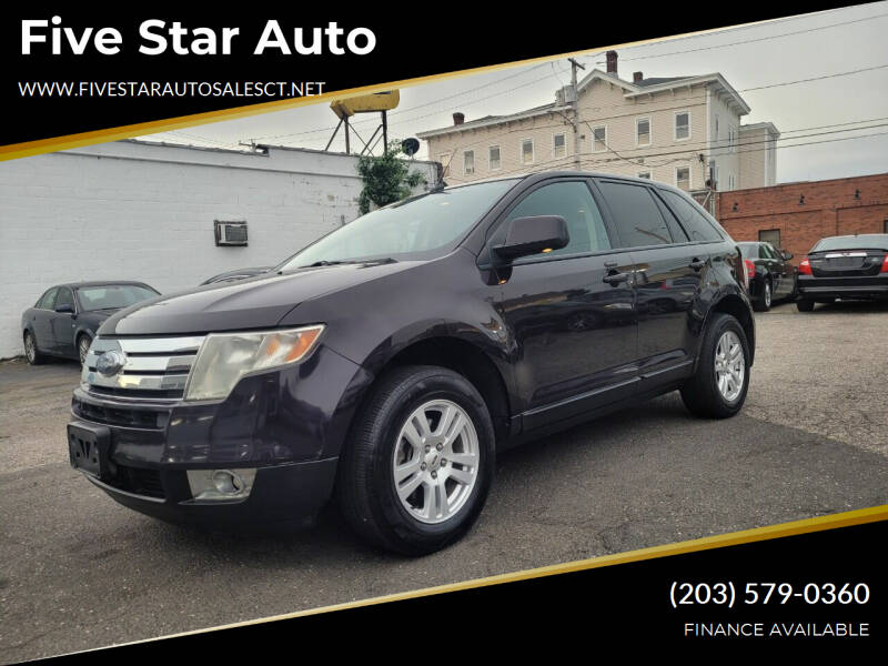 2007 Ford Edge for sale at Five Star Auto Sales in Bridgeport CT