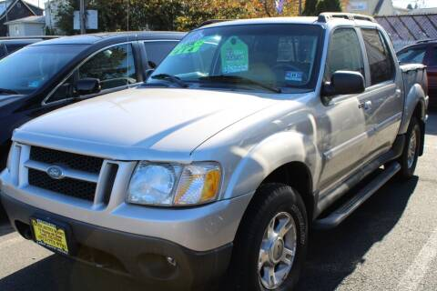 2004 Ford Explorer Sport Trac for sale at Lodi Auto Mart in Lodi NJ