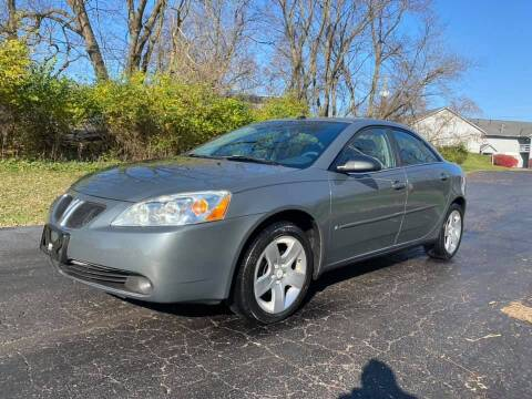 2008 Pontiac G6 for sale at Moundbuilders Motor Group in Heath OH