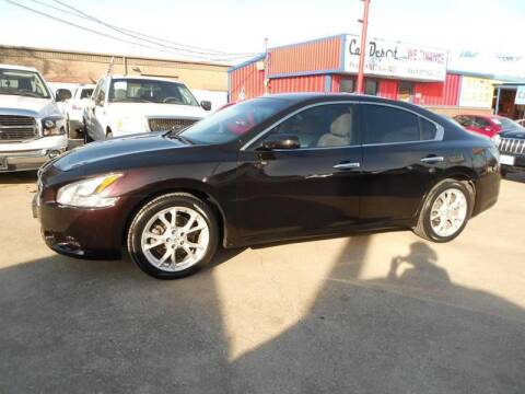 2012 Nissan Maxima for sale at Car Depot in Fort Worth TX