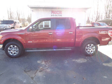 2013 Ford F-150 for sale at PROCAR LLC in Portland TN