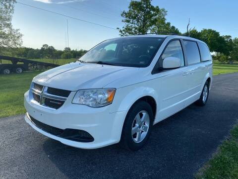 2012 Dodge Grand Caravan for sale at Champion Motorcars in Springdale AR