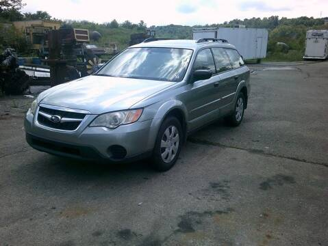 2009 Subaru Outback for sale at WEINLE MOTORSPORTS in Cleves OH