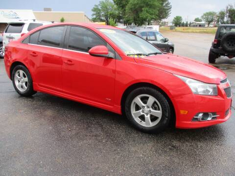 2014 Chevrolet Cruze for sale at Advantage Auto Brokers Inc in Greeley CO