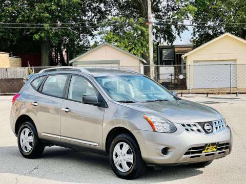 2014 Nissan Rogue Select for sale at ARCH AUTO SALES in Saint Louis MO