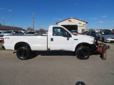 2003 Ford F-350 Super Duty for sale at Jefferson St Motors in Waterloo IA