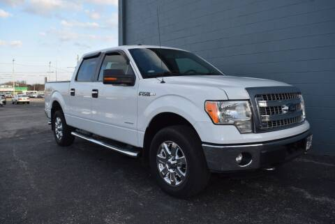 2013 Ford F-150 for sale at Precision Imports in Springdale AR