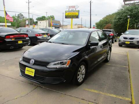 2015 Volkswagen Jetta for sale at Metroplex Motors Inc. in Houston TX