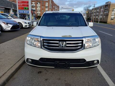 2014 Honda Pilot for sale at OFIER AUTO SALES in Freeport NY