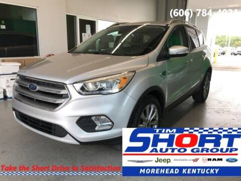 2017 Ford Escape for sale at Tim Short Chrysler in Morehead KY
