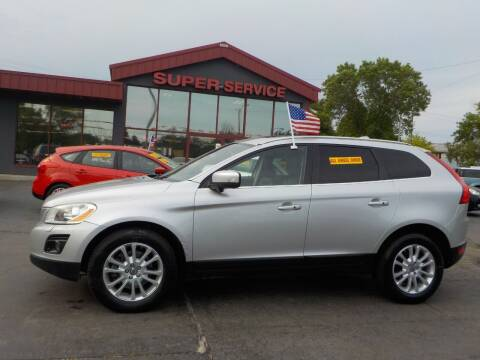2010 Volvo XC60 for sale at Super Service Used Cars in Milwaukee WI