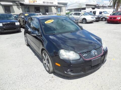 2009 Volkswagen GTI for sale at DMC Motors of Florida in Orlando FL