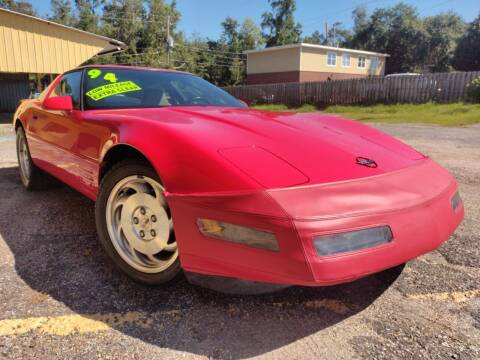 1994 Chevrolet Corvette for sale at The Auto Connect LLC in Ocean Springs MS