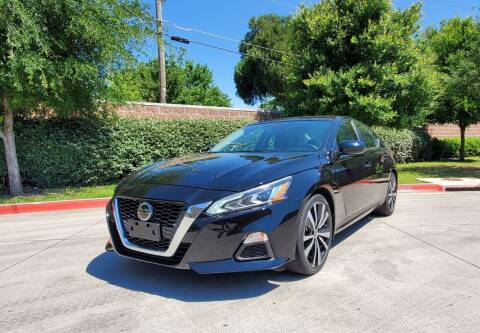 2019 Nissan Altima for sale at International Auto Sales in Garland TX