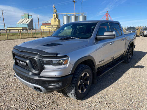 2019 RAM Ram Pickup 1500 for sale at Truck Buyers in Magrath AB