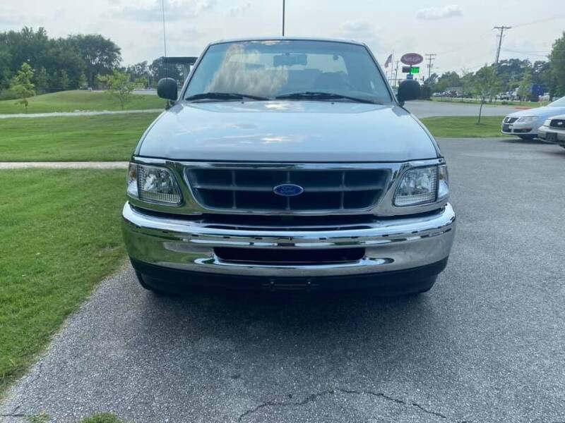 2000 Ford F-150 for sale in Springdale, AR