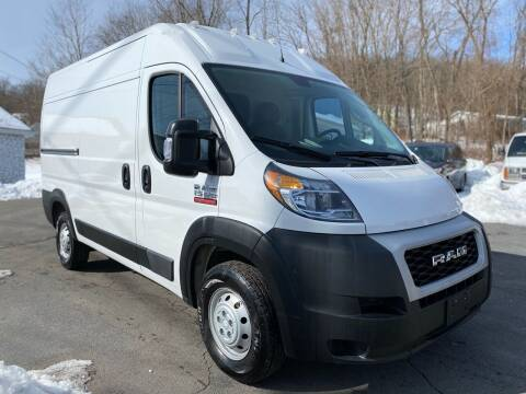 2020 RAM ProMaster Cargo for sale at HERSHEY'S AUTO INC. in Monroe NY