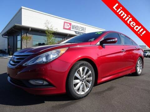 2014 Hyundai Sonata for sale at Wholesale Direct in Wilmington NC