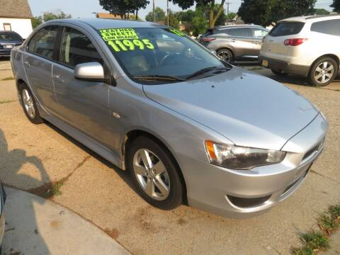 2013 Mitsubishi Lancer for sale at Uno's Auto Sales in Milwaukee WI