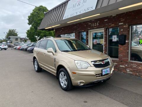 2008 Saturn Vue for sale at M&M Auto Sales in Portland OR