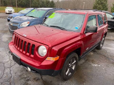 2013 Jeep Patriot for sale at Hillside Motors in Campbell NY