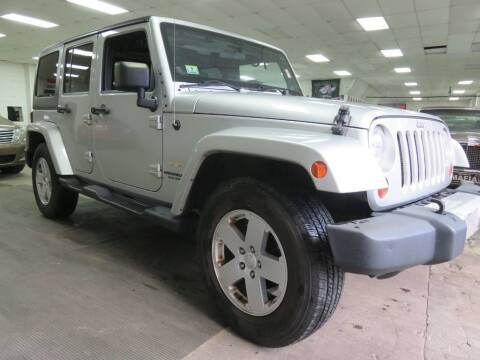 2012 Jeep Wrangler Unlimited for sale at US Auto in Pennsauken NJ