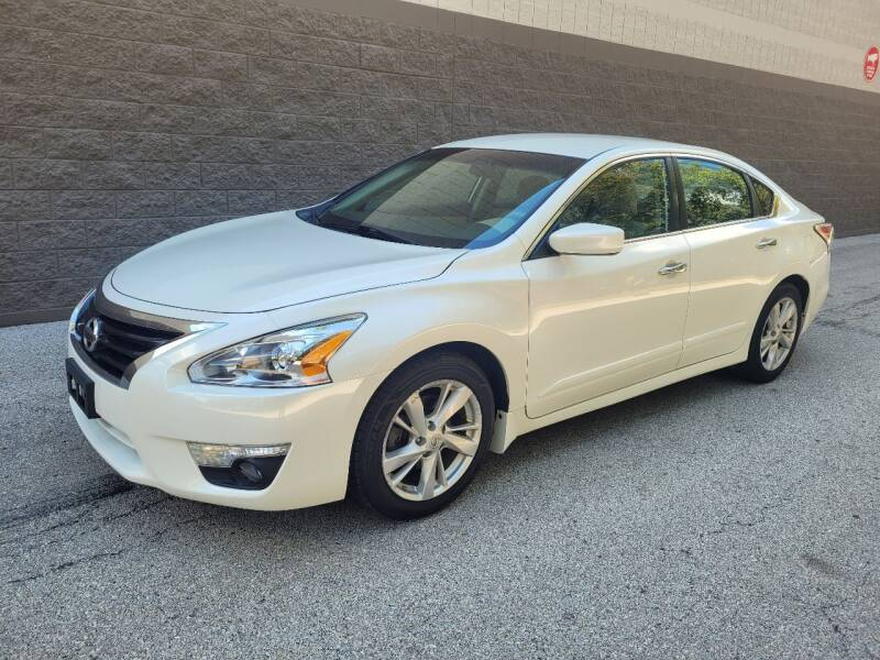 2015 Nissan Altima for sale at Kars Today in Addison IL