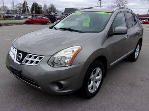 2011 Nissan Rogue for sale at Ideal Auto Sales, Inc. in Waukesha WI