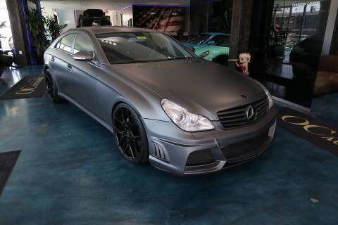 2007 Mercedes-Benz CLS for sale at OC Autosource in Costa Mesa CA