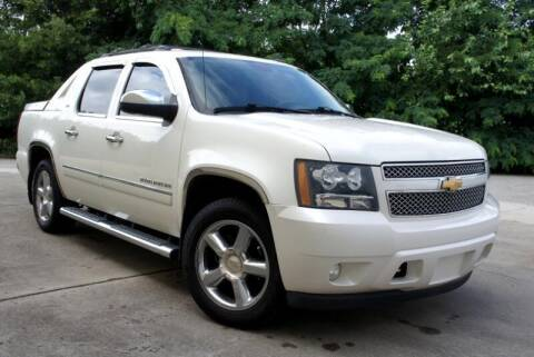 2012 Chevrolet Avalanche for sale at CU Carfinders in Norcross GA