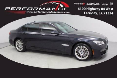 2015 BMW 7 Series for sale at Auto Group South - Performance Dodge Chrysler Jeep in Ferriday LA