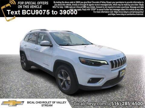 2019 Jeep Cherokee for sale at BICAL CHEVROLET in Valley Stream NY