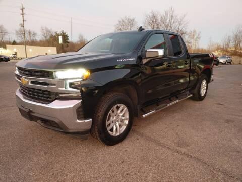 2020 Chevrolet Silverado 1500 for sale at Cruisin' Auto Sales in Madison IN