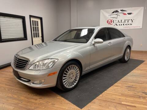 2007 Mercedes-Benz S-Class for sale at Quality Autos in Marietta GA