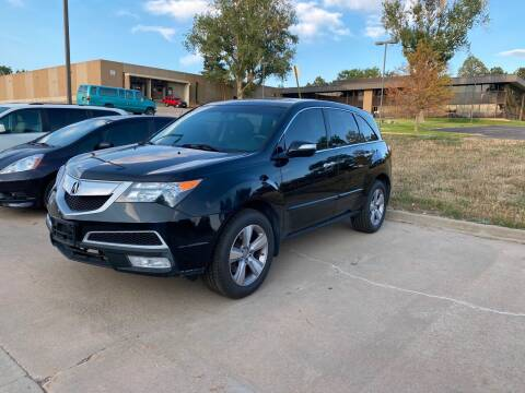 2013 Acura MDX for sale at QUEST MOTORS in Englewood CO