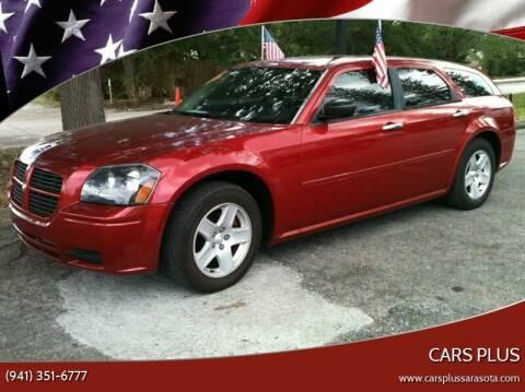 2005 Dodge Magnum for sale at Cars Plus in Sarasota FL