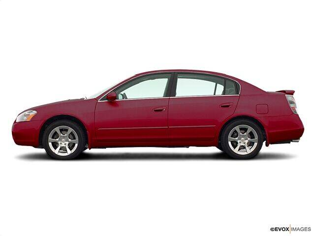 2003 Nissan Altima for sale at CHAPARRAL USED CARS in Piney Flats TN