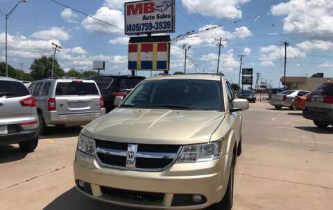 2010 Dodge Journey for sale at MB Auto Sales in Oklahoma City OK