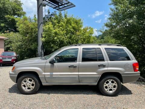 1999 Jeep Grand Cherokee for sale at R C MOTORS in Vilas NC