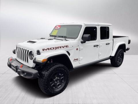 2021 Jeep Gladiator for sale at Fitzgerald Cadillac & Chevrolet in Frederick MD