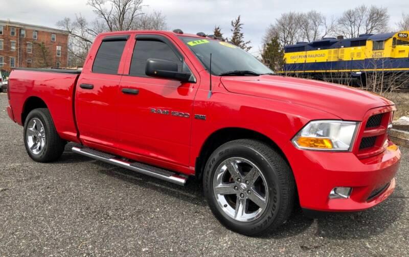 2012 RAM Ram Pickup 1500 for sale at Mayer Motors of Pennsburg in Pennsburg PA