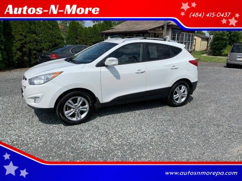 2013 Hyundai Tucson for sale at Autos-N-More in Gilbertsville PA