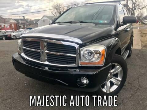 2005 Dodge Durango for sale at Majestic Auto Trade in Easton PA