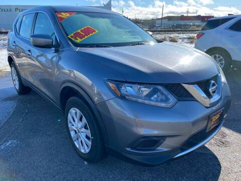 2016 Nissan Rogue for sale at Top Line Auto Sales in Idaho Falls ID