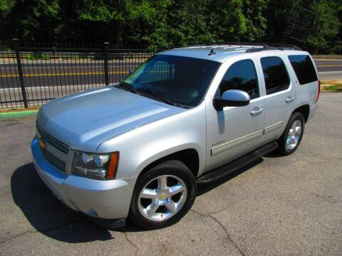 2010 Chevrolet Tahoe for sale at Garcia Trucks Auto Sales Inc. in Austell GA