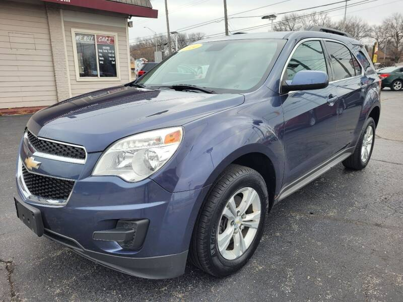 2014 Chevrolet Equinox for sale at The Auto Store in Griffith IN