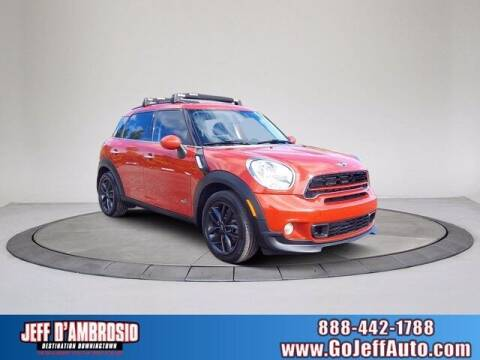2014 MINI Countryman for sale at Jeff D'Ambrosio Auto Group in Downingtown PA