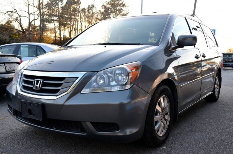 2009 Honda Odyssey for sale at Prime Auto Sales LLC in Virginia Beach VA